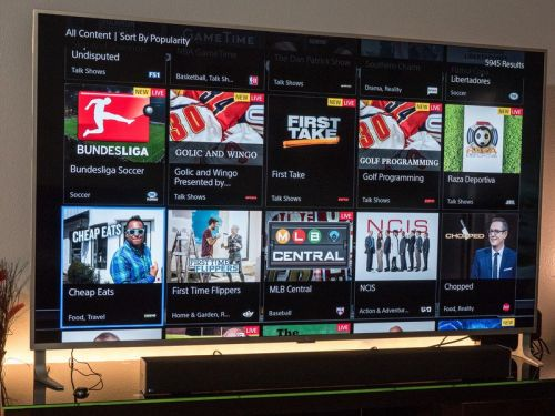 Canceling PlayStation Vue? Here are some great alternatives