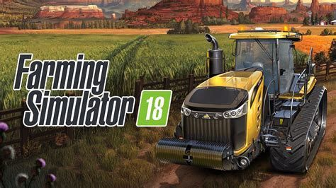 Farming Simulator 18 is 60% off on Google Play store