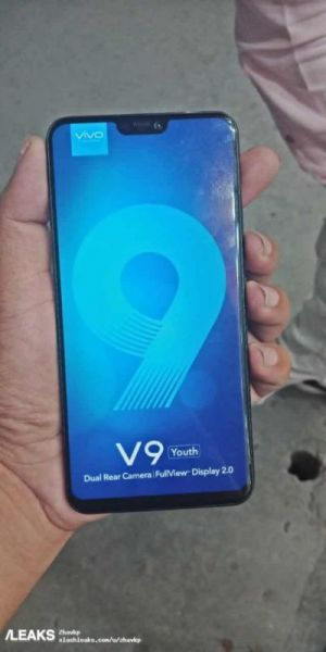 Purported Pics Of Dummy Device Vivo V9 Youth Surface Online