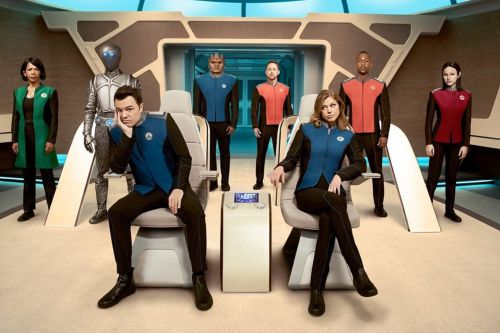 Seth MacFarlane's The Orville will be a Hulu exclusive next season