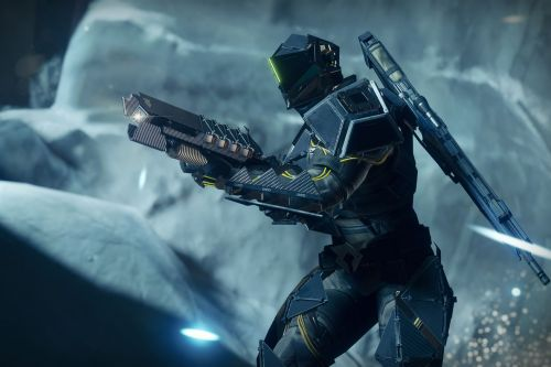Here are the exotic weapons and armor pieces coming with Destiny 2's Warmind expansion