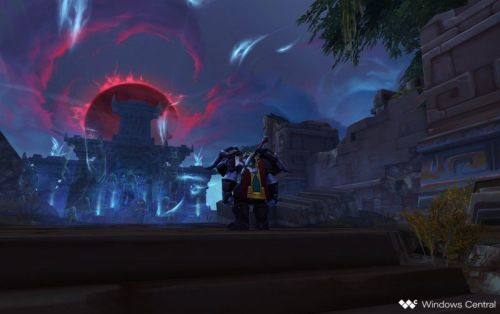 Huge World of Warcraft 'Rise of Azshara' update drops June 25