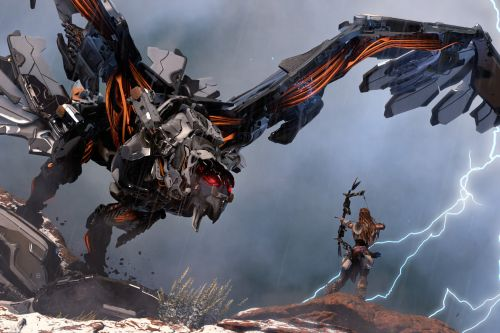 Horizon Zero Dawn: Complete Edition is now free for PS4 and PS5 owners