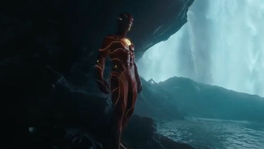 Teaser Trailer For DC's THE FLASH Movie is a Big Tease of Cool Stuff We Want To See