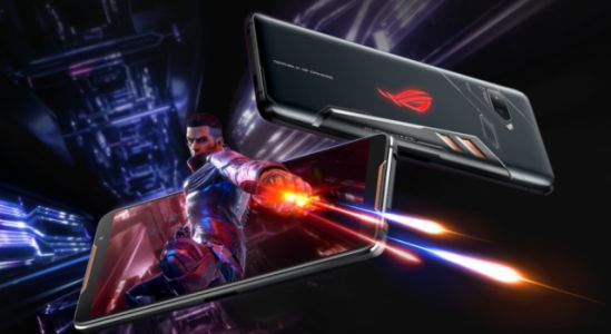 Asus ROG phone appears on Asus US portal with lots of promo images