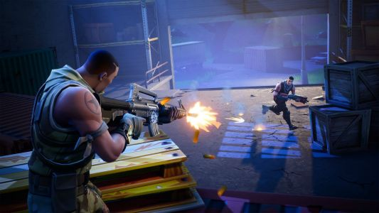 Fortnite Bringing Back 50v50