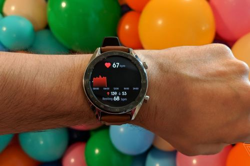 Huawei's Watch GT is a fitness band disguised as a watch, and that's great