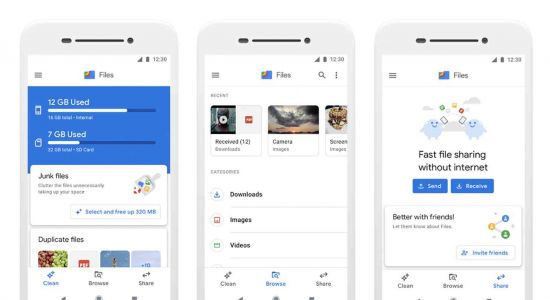 Files Go app is now Files by Google, also gets refreshed UI