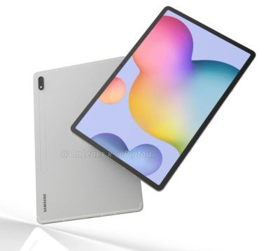Samsung Galaxy Tab S7+ rumored to be a 12.4 inch tablet with Snapdragon 865+