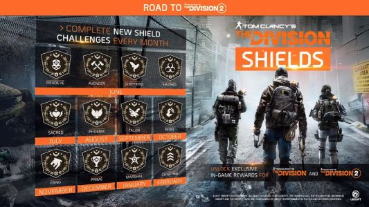 The Division 1.8.2 patch goes live bringing new Shield Challenges