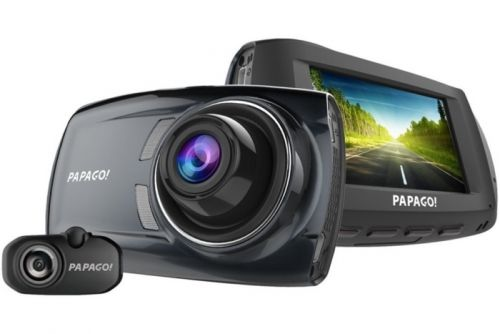 Papago GoSafe S810 dash cam review: It nails video, but lacks battery and integrated GPS