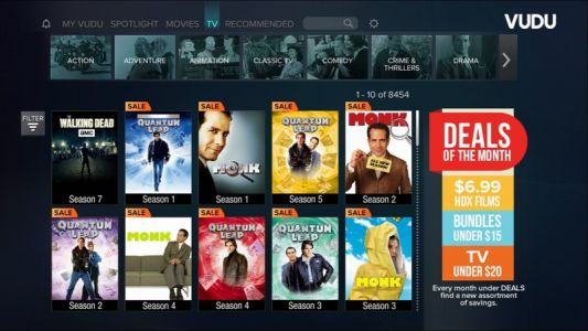 Vudu picks up HDR support on Xbox One X and Xbox One S