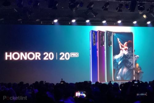 The Honor 20 Series launches amid the mystery of Huawei's Google ban
