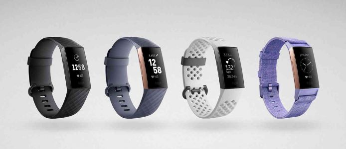 Fitbit Charge 3 official with an improved screen and 7-day battery life