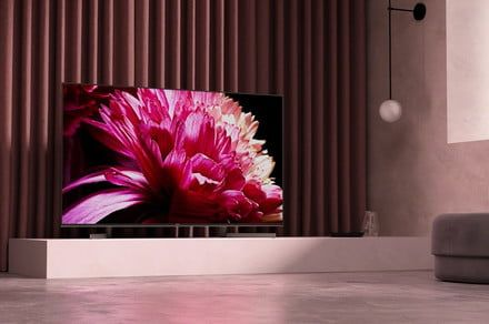 Sony slowly rolls out its 2019 lineup of enormous TVs, with pricing to match