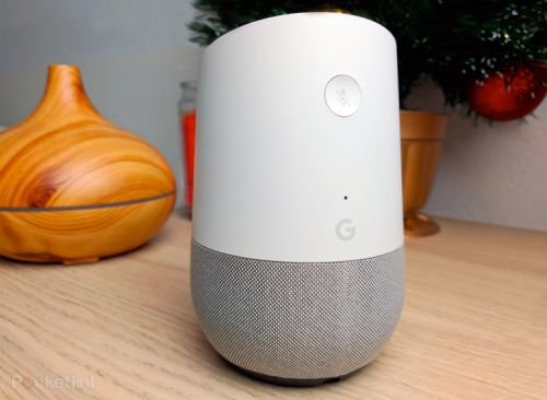 Echo Show-like Google Home touch device spotted in Google app code