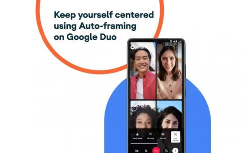 Samsung Galaxy S21 To Come With Google Duo Auto Framing Feature
