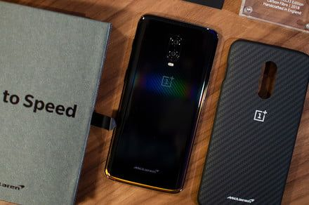 McLaren puts the pedal to the metal in special edition OnePlus 6T