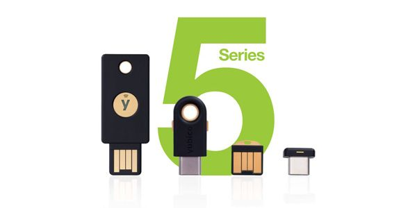 YubiKey 5's FIDO2 support will help you ditch passwords entirely