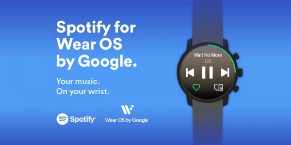 Spotify is getting an official app for Wear OS
