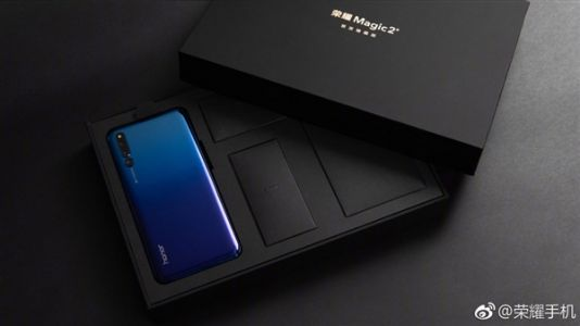 Honor Magic 2 Official Photos Released