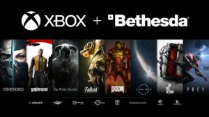 Microsoft is buying Bethesda, id, Arkane and more for $7.5 billion