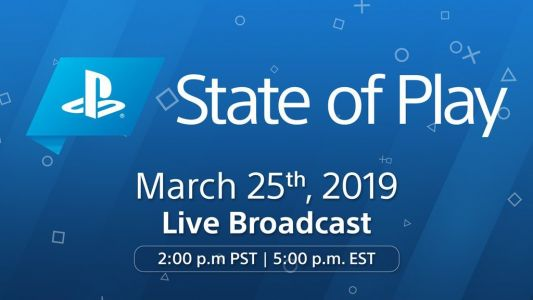PlayStation Reveals State Of Play Stream, Will Have New Game Announcements