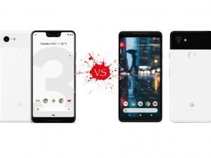 Google Pixel 2 XL vs Google Pixel 3 XL - What's The Difference?