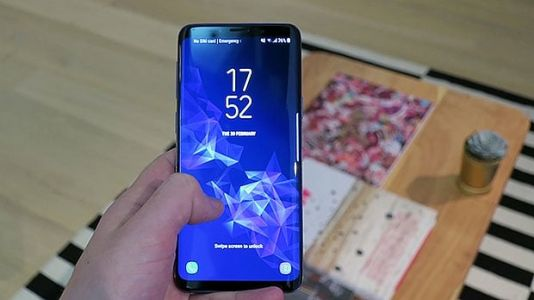 Samsung Galaxy S9: First impressions with the iPhone X challenger