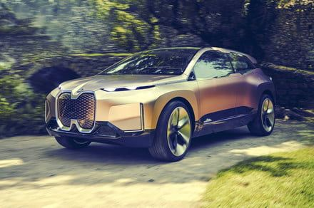 We get up close with the Vision iNext concept to learn about BMW's future