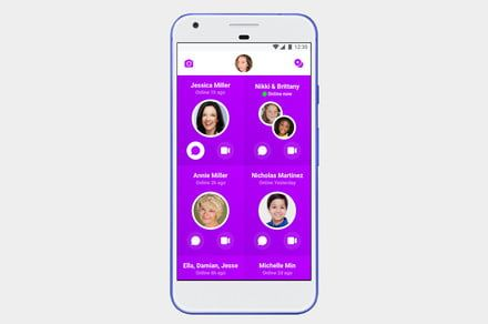 Kids can now initiate a friend request on Messenger Kids by using a password