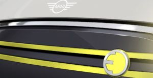 An electrified Mini Cooper will come on July 9th