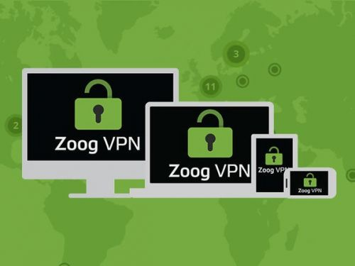 You can get a lifetime subscription to Zoog VPN for just $35!