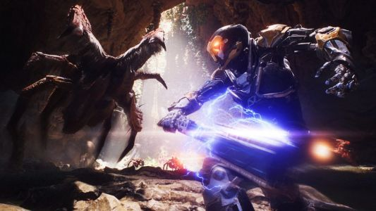 Anthem's next big update promises new Stronghold and bug squashing