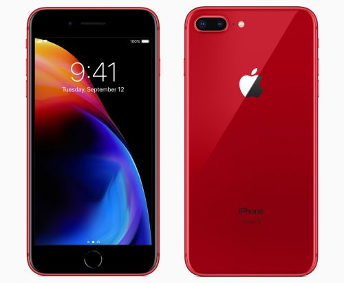 Red iPhone 8 and iPhone 8 Plus revealed, will be available at T-Mobile
