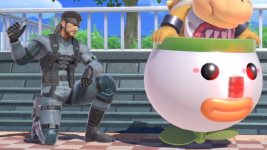 The Ultimate Super Smash Bros. Character Guide: Snake