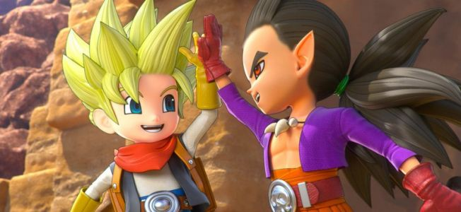 Dragon Quest Builders 2 Review - Rebuilding Hope, One Block At A Time