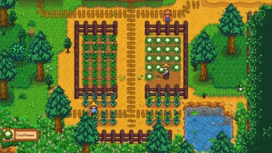 Stardew Valley multiplayer just got a PC release date