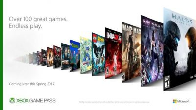 Xbox Game Pass launches today for Gold members