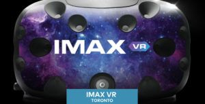 IMAX is closing its Toronto VR arcade in early 2019