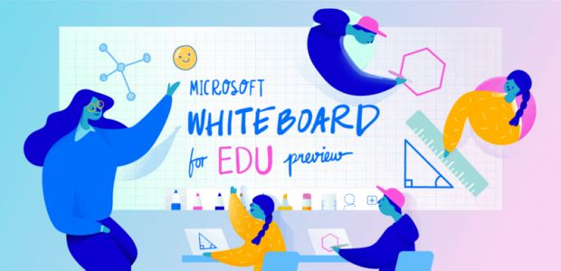 Microsoft Whiteboard for Education to bring collaboration to the classroom