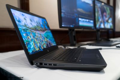 HP announces four new ZBook mobile workstations
