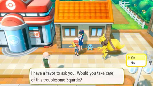 Pokemon Let's Go: How To Get Bulbasaur, Charmander, And Squirtle