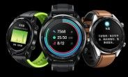 Huawei Watch GT goes official with 1.39