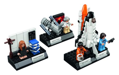 Lego's newest set celebrates the women of NASA