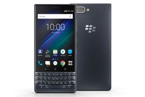Win an Atomic Red BlackBerry KEY2 LE from BlackBerry Mobile