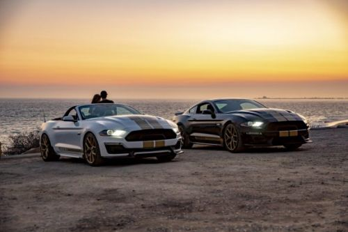 2019 Shelby GT squeezes 700+ horsepower from Mustang V8