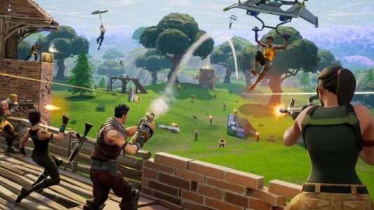 Fortnite Streamers Make Up The Majority Of Twitch's Most Popular Streamers