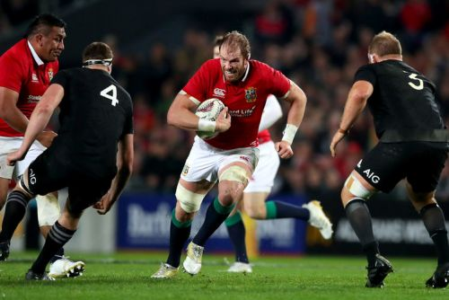How to watch the British & Irish Lions against South Africa on TV and online