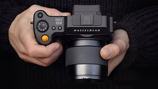 Hasselblad X1D successor may have leaked ahead of announcement